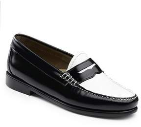 G.H. Bass & Co & Co. Womens Classic Weejuns Whitney Penny Loafer Shoe.
