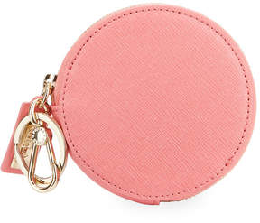 Furla Classic Saffiano Coin Case, Medium Pink