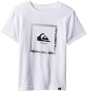 Quiksilver Beat the Heat Tee Boy's T Shirt