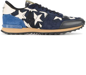 Valentino star-print sneakers
