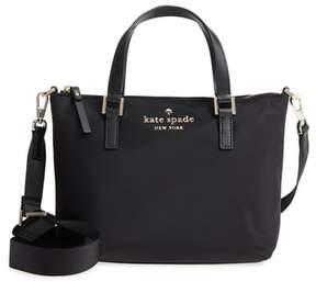 Kate Spade Watson Lane - Lucie Nylon Crossbody Bag