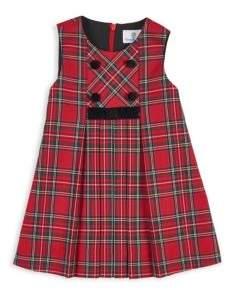 Florence Eiseman Baby's Plaid Sleeveless Dress