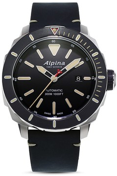 Alpina Seastrong Diver 300 Automatic Watch, 44mm