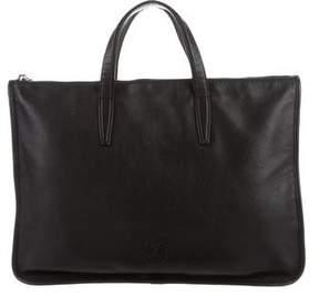 Loewe Textured Leather Tote