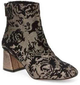 Nanette Lepore Nanette By Rose Brocade Booties