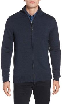 Rodd & Gunn Men's Roaring Meg Zip Wool Sweater