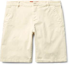 Barena Slim-Fit Stretch-Cotton Twill Chino Shorts