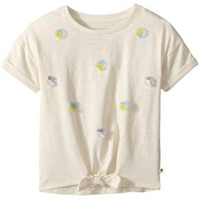 Lucky Brand Kids Tara Tee Girl's T Shirt
