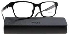 Prada Eyeglasses PR 6 UV 1AB1O1 BLACK