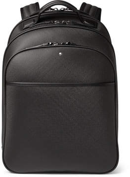 Montblanc Extreme Small Textured-Leather Backpack