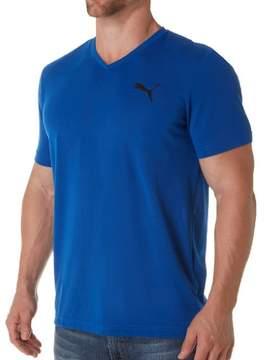 Puma 839120 Sportstyle Active V-Neck T-Shirt