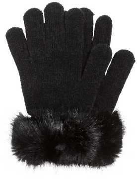 H&M Chenille Gloves