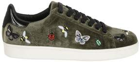 Moa Embroidered Bug Sneakers