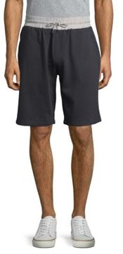 Eleven Paris Cotton Sweat Shorts