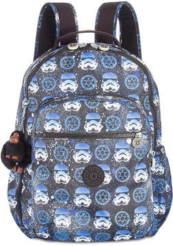 Kipling Disney's Star Wars Seoul Large Laptop Backpack - INTERSTELLAR STORM - STYLE