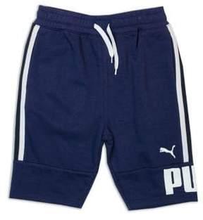 Puma Boy's Logo Shorts