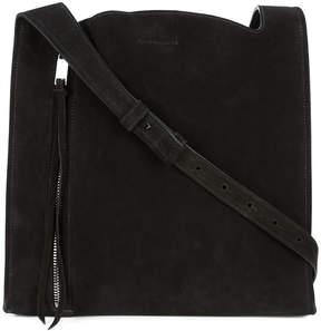 Elena Ghisellini zip detail shoulder bag