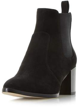 Head Over Heels *Head Over Heels by Dune Black Pagey Ankle Boots