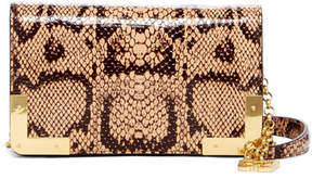 Eric Javits Cassidy Leather Shoulder Bag