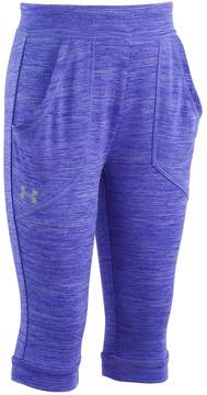 Under Armour Toddler Girl Space-Dyed Capris