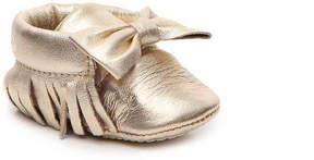 Pampili Girls Mini Moc Infant Crib Shoe