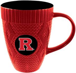 NCAA Rutgers Scarlet Knights Sweater Coffee Mug