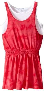 Splendid Littles Tie-Dye Dress with Tank Top (Toddler)