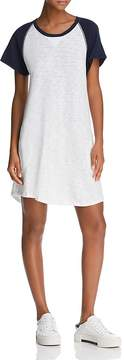 ATM Anthony Thomas Melillo Raglan T-Shirt Dress