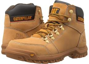 Caterpillar Outline Men's Work Lace-up Boots