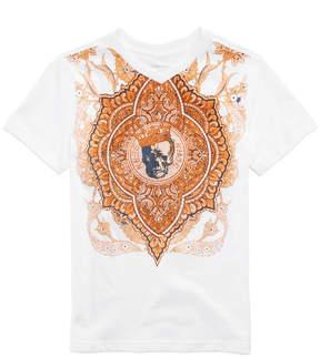 Sean John City of Kings Graphic-Print T-Shirt, Big Boys