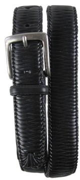 Tommy Bahama Men's 'Largo' Woven Leather Belt