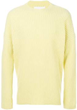 Our Legacy ribbed knitted sweater