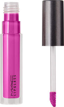 M·A·C MAC Lipglass - Heroine (bright purple)