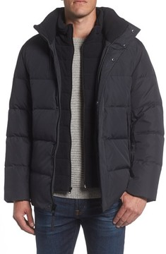 Andrew Marc Men's Carlton Quilted Parka