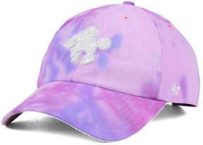'47 Philadelphia 76ers Pink Tie-Dye Clean Up Cap