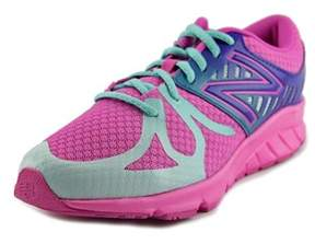 New Balance Kj200 Round Toe Synthetic Sneakers.