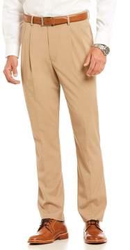 Daniel Cremieux Signature Classic-Fit Pleated Solid Pants