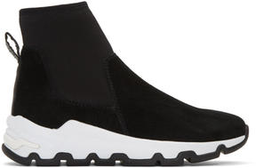 Opening Ceremony Black Anhabbel High-Top Sneakers