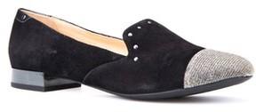 Geox Women's Wistrey Cap Toe Loafer