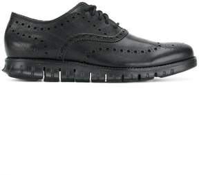 Cole Haan ridge sole Oxford shoes