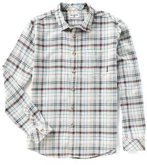 Billabong Coastline Flannel Long-Sleeve Shirt