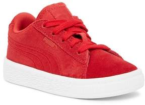 Puma Suede Classic Badge Sneaker (Toddler)