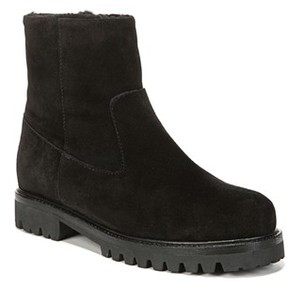 Vince Women's Frances Genuine Shearling Lug Boot