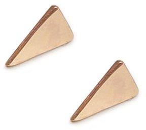 Fashionable Triangle Studs