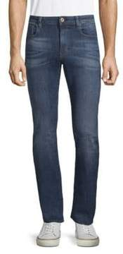 G Star Slim-Fit Deconstructed Jeans