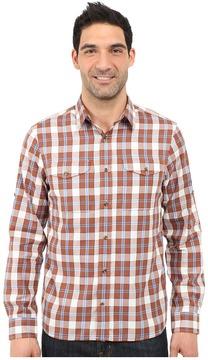 Fjallraven Sarek Flannel Shirt Men's Long Sleeve Button Up