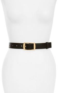Stella McCartney Women's Alter Faux Leather Belt