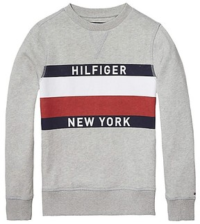 Tommy Hilfiger Th Kids Flag Crewneck