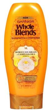 Garnier Whole Blends Moroccan Argan & Camellia Oils Extracts Illuminating Conditioner - 22oz