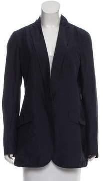 Brunello Cucinelli Notch-Lapel Snap Front Jacket